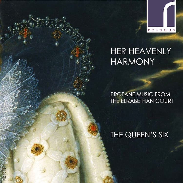 Her Heavenly Harmony album cover