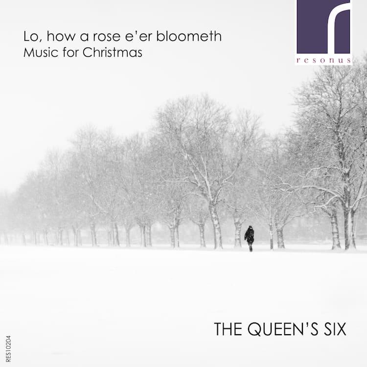 Lo, how a rose e'er bloometh album cover